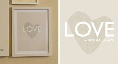 ohbrooke love prints