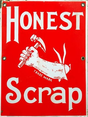 honest scrap award on ohbrooke