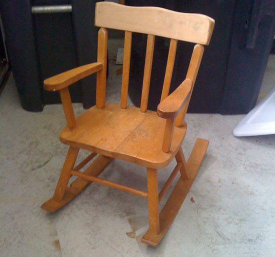 Sad Chair / Happy Chair